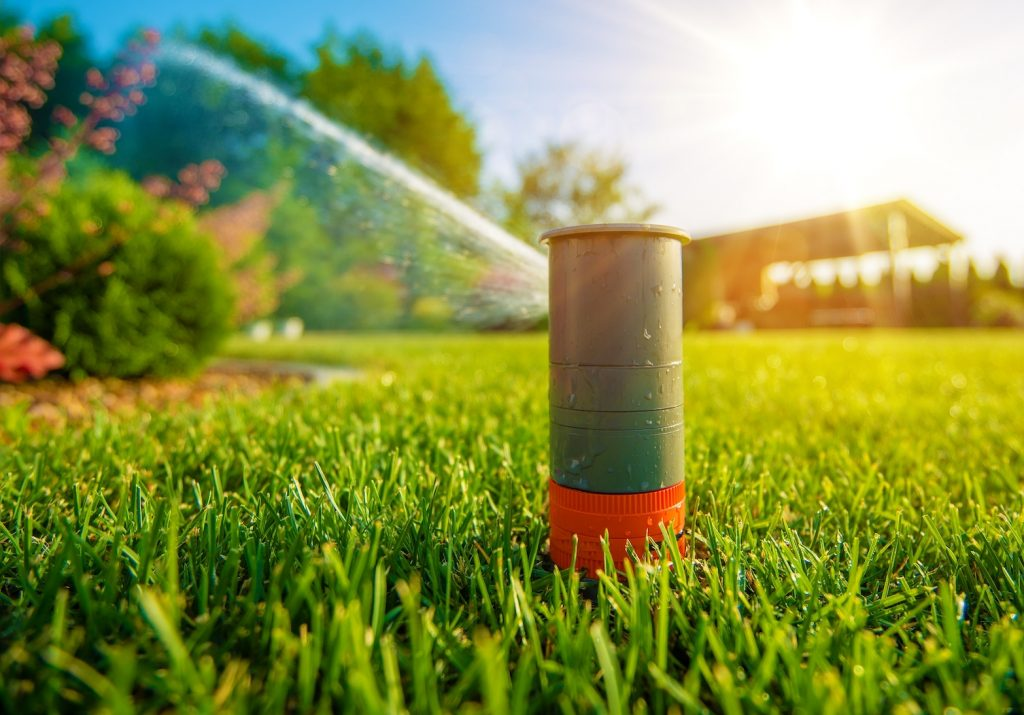 Island Irrigation Sprinkler Repair and installation